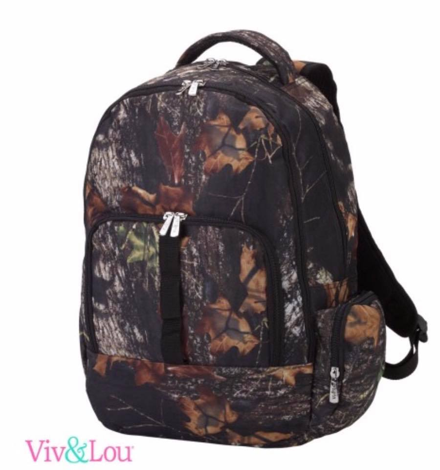 Woods Backpack (new style)