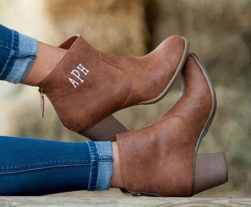 Ashlyn Ankle Boots