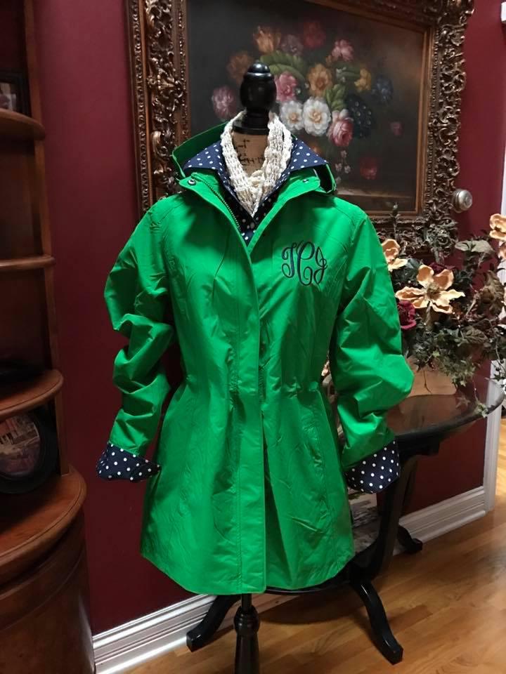 Logan Rain Jacket
